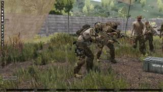 Operation Brute Force Phase 4 (RAEF Arma 3 milsim)