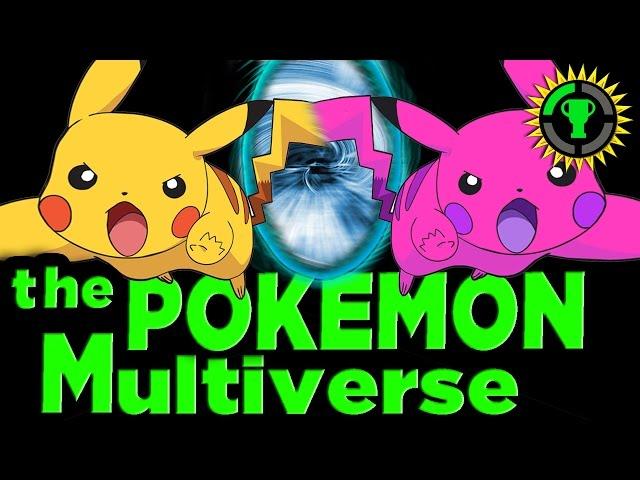 Game Theory: The Pokemon Multiverse EXPLAINS EVERYTHING
