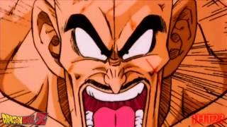 Goku vs Nappa (Ocean Dub PT 1) (HD)