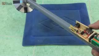 How to Make a Metal Detector at Home - DIY Metal Detector