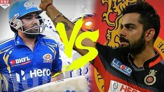 IPL 2017: Live Analysis of RCB vs MI Match