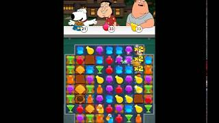 Family Guy Another Freakin Mobile Game Level 216 - NO BOOSTERS