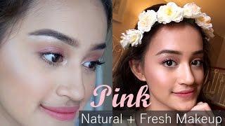 Tutorial Makeup Natural dan Fresh | Indonesia | Nadya Aqilla