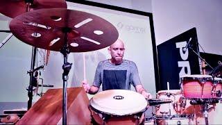 Roberto Serrano - (Funk) MEINL Percussion