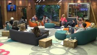 Big Brother UK Day 21 (Thursday 04 July 2013)
