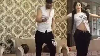 رقص دختر پسر ایرانی با ترانه عاشقم کرده با صدای بهنام بانی