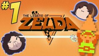 The Legend of Zelda: Here's a Sword - PART 1 - Game Grumps