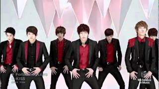 U-Kiss - Forbidden Love [ FULL MV ] {HD}