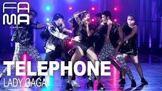 "Coreografía grupal ""Telephone"" en FAMA A BAILAR | Uy Albert!"