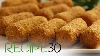 Classic Potato Croquettes - By RECIPE30.com
