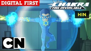 Stan Lee's Chakra - The Invincible | Raksha Chakra | Hindi | Cartoon Network