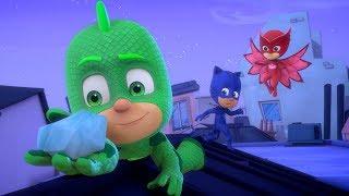 PJ Masks Full Episodes - Gekko's Powers! - 1 HOUR EPISODE COMPILATION - Cartoons for Children