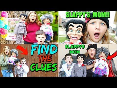 SLAPPYS MOM the MOVIE SLAPPY REWIND SLAPPY S MOM IS HERE