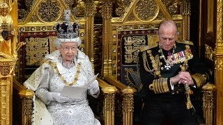 Prince Charles attends opening of UK parliament for first time in 17 years
