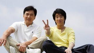 Jackie Chan's son in drug arrest