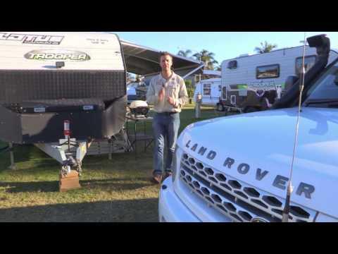 Australian Geographic Adventures Season 1 Episode 9 - Off Road Caravanning