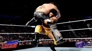 The Prime Time Players vs. 3MB: WWE Main Event, Sept, 11, 2013