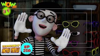 Chamtkari Chashma - Motu Patlu in Hindi WITH ENGLISH, SPANISH & FRENCH SUBTITLES