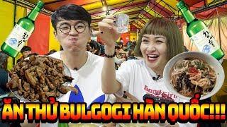 Quán thịt Bulgogi ngon nhất Hàn Quốc!! 한국 최고 불고기 맛집 체험!!