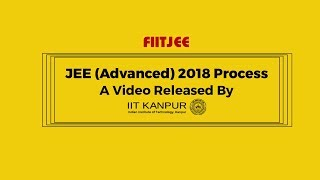 Computer Based Test (CBT) of JEE (Advanced) 2018.