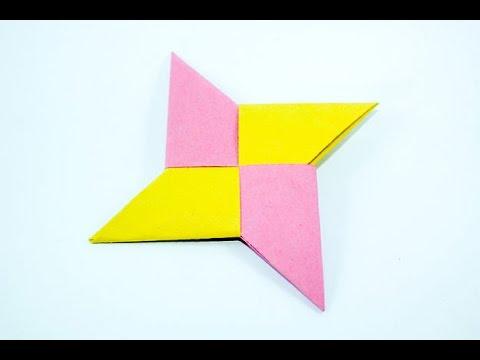 Xxx Mp4 How To Make A Paper Ninja Star Shuriken Origami 3gp Sex