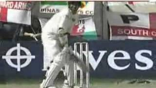 6 fours in an one over by Sanath Jayasuriya's last test Cricket match.mp4
