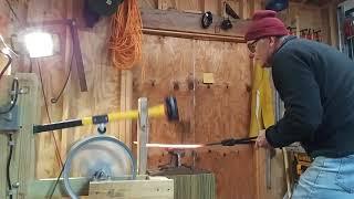 DaVinci cam power hammer