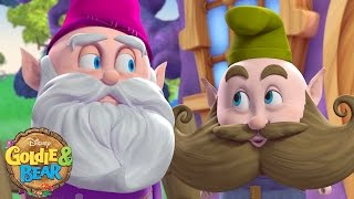 Gnome Finds a Home   Goldie & Bear and the Magic Map   Disney Junior