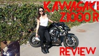 Kawasaki Z1000R Review   Vergleich mit Kawasaki Z1000 - Z1000 MotoVlog #42 [Deutsch]