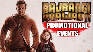Bajrangi Bhaijaan Movie (2015) | Salman Khan, Kareena Kapoor, Nawazuddin | Pre Release Promotion