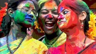 El Festival de Holi (India)