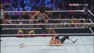WWE - Summerslam 2013 highlights HD