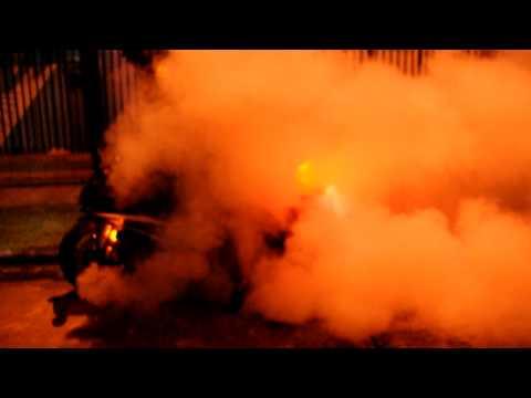 Yamaha r6 tunel quemada llanta manizales colombia