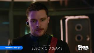 Philip K Dick's Electric Dreams: Ep 2 'Impossible Planet'' - Premieres Monday only on Stan. (30)