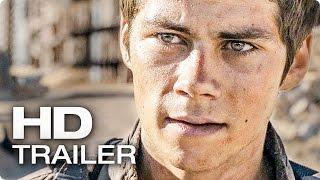 MAZE RUNNER 2 Trailer 2 German Deutsch (2015)