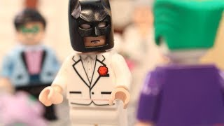 Lego Batman- The Wedding