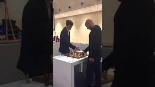 Magnus Carlsen vs. Arthur Abraham