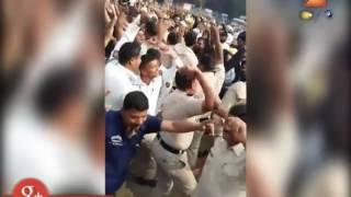 Police Zingat Dance Performance