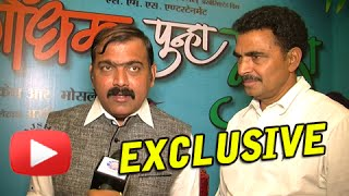 Makrand Anaspure & Sayaji Shinde Jugalbandi - Punha Gondhal Punha Mujra - Upcoming Marathi Movie