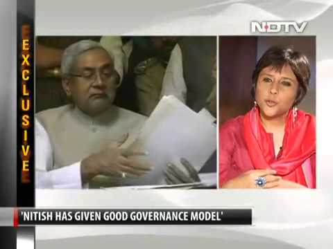 Imran Khan: Praises Nitish Kumar & says There is a lot to learn form him.