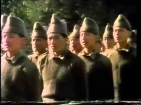 World Deadliest Warrior : The Kirat (the Mongolian People of Nepal) as the elite Gurkhas