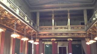 VIENNA - Musikverein - Sala Concerti per allievi - Concerto di Capodanno 1/5