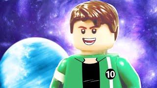 LEGO Ben 10 In Action!