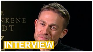 The Lost City of Z - Charlie Hunnam, Sienna Miller & James Gray | exclusive interview (2017)