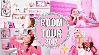 KAMAR TERLUCU DI 2017?! Room Tour Pink & Pastel DIY + Decor   Peachy Liv