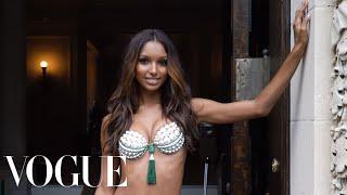 Victoria's Secret Angel Jasmine Tookes Reveals the Fantasy Bra | Vogue