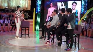PBB boys Crush Marry Kill game on Gandang Gabi Vice