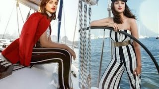 Hot! Hot! Parineeti Chopra is killing it in her recent photoshoot on a yacht| SpotboyE