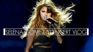 VLOG: Selena Gomez Revival Tour (Los Angeles)