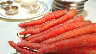 एक बार शादी वाले स्टाइल में गाजर का हलवा बनाकर तो देखिए खाने वाले खाते ही रह जाएंगे | Gajar Ka Halwa